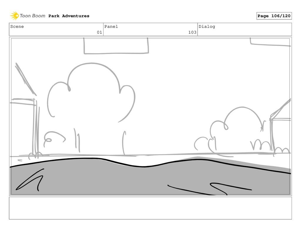 Scene 01 Panel 103 Dialog Park Adventures Page ...