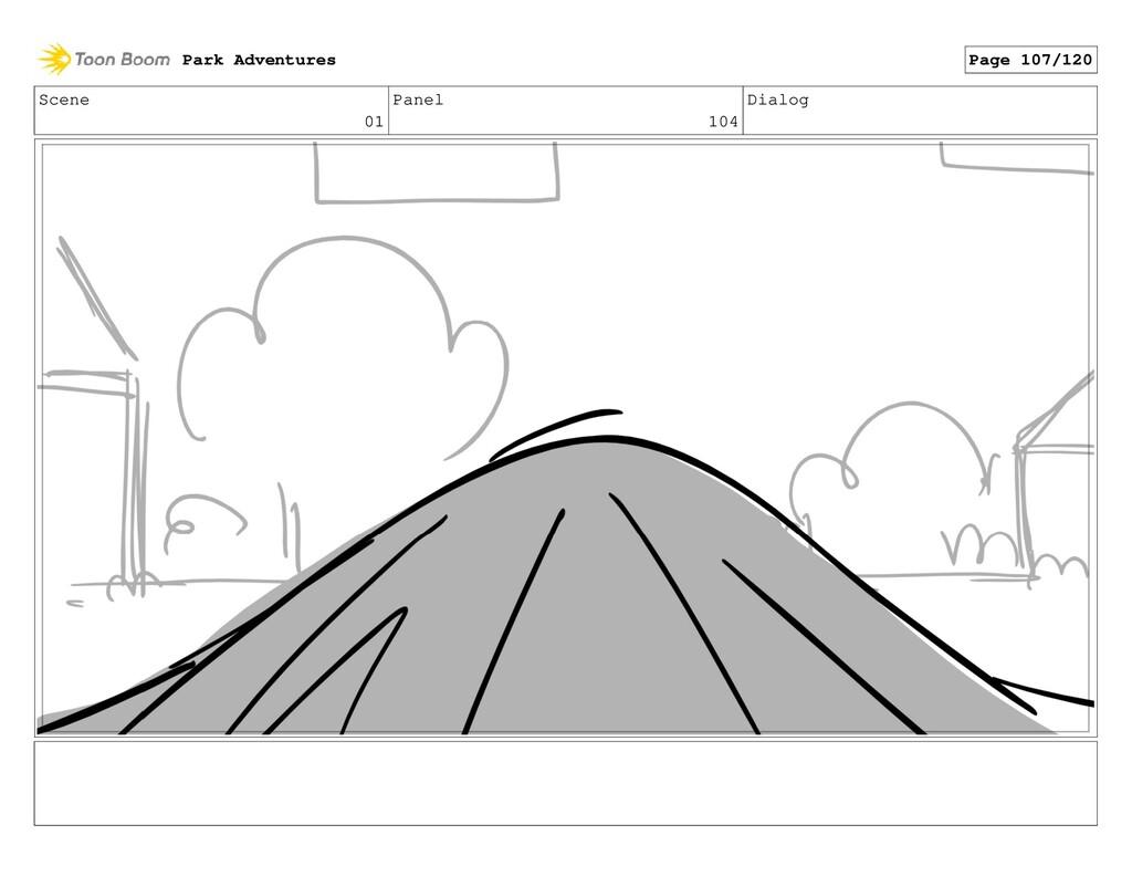 Scene 01 Panel 104 Dialog Park Adventures Page ...