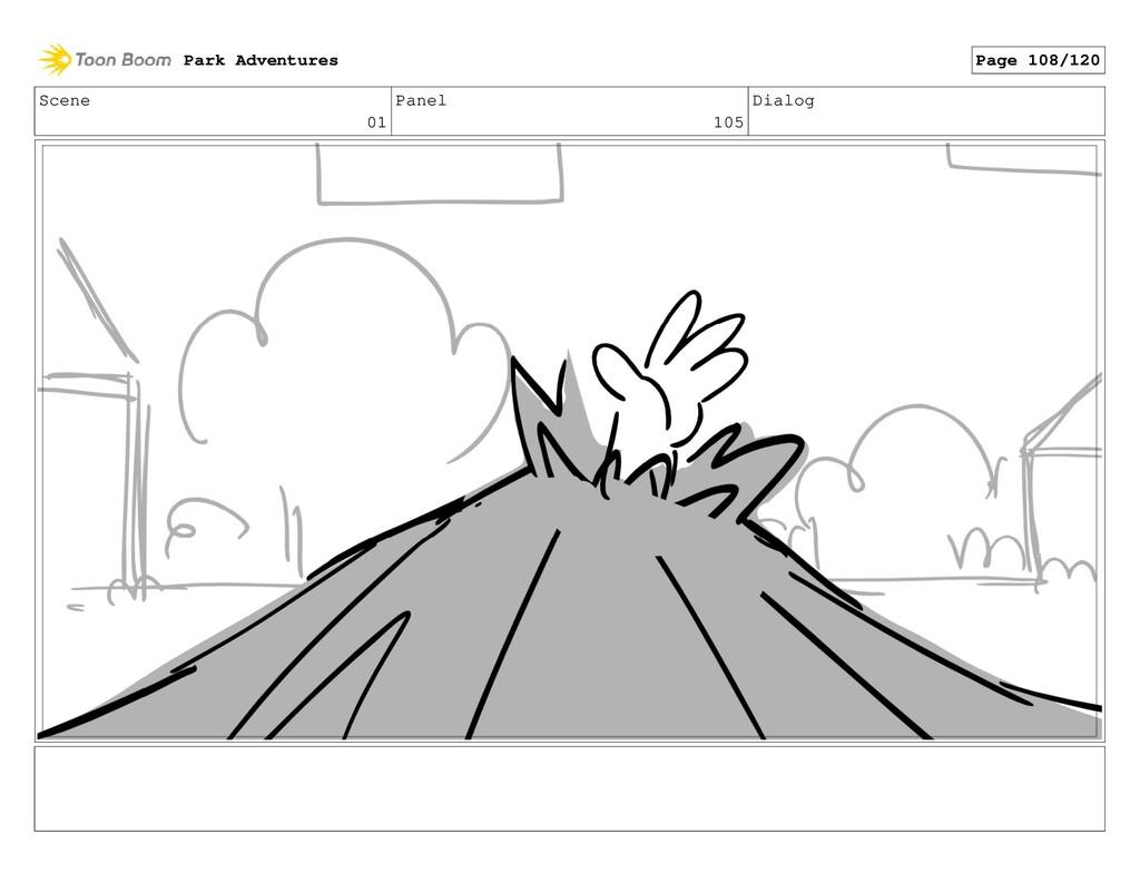 Scene 01 Panel 105 Dialog Park Adventures Page ...