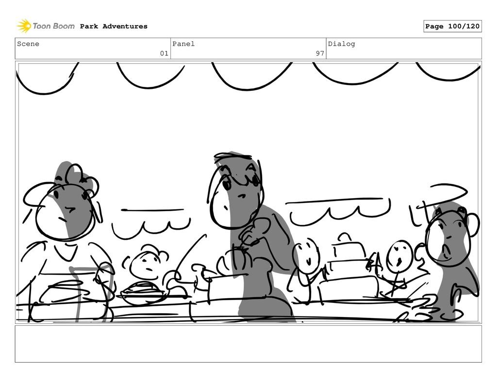 Scene 01 Panel 97 Dialog Park Adventures Page 1...