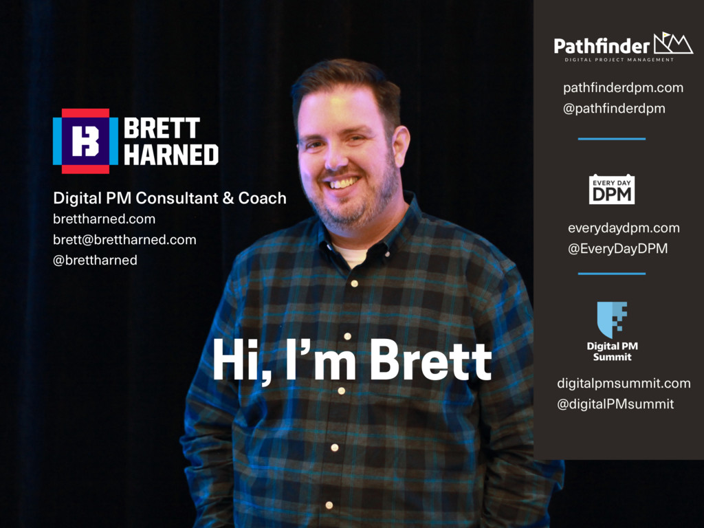 brettharned.com brett@brettharned.com @bretth...