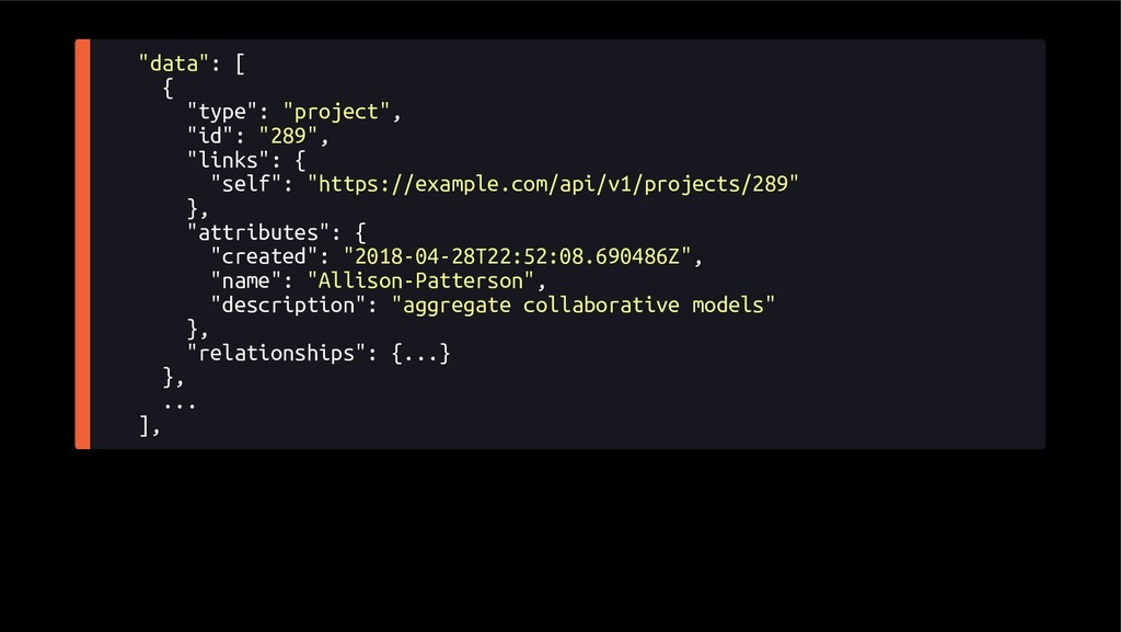 """data"": [ { ""type"": ""project"", ""id"": ""289"", ""li..."