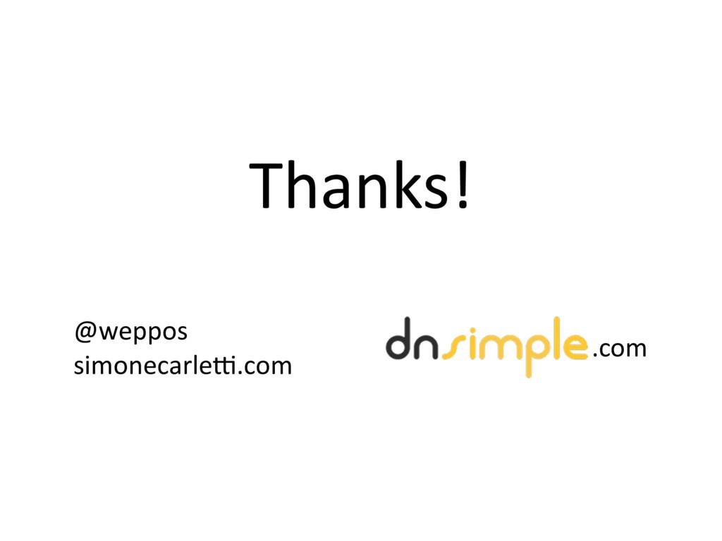 Thanks! @weppos simonecarle4.com .com