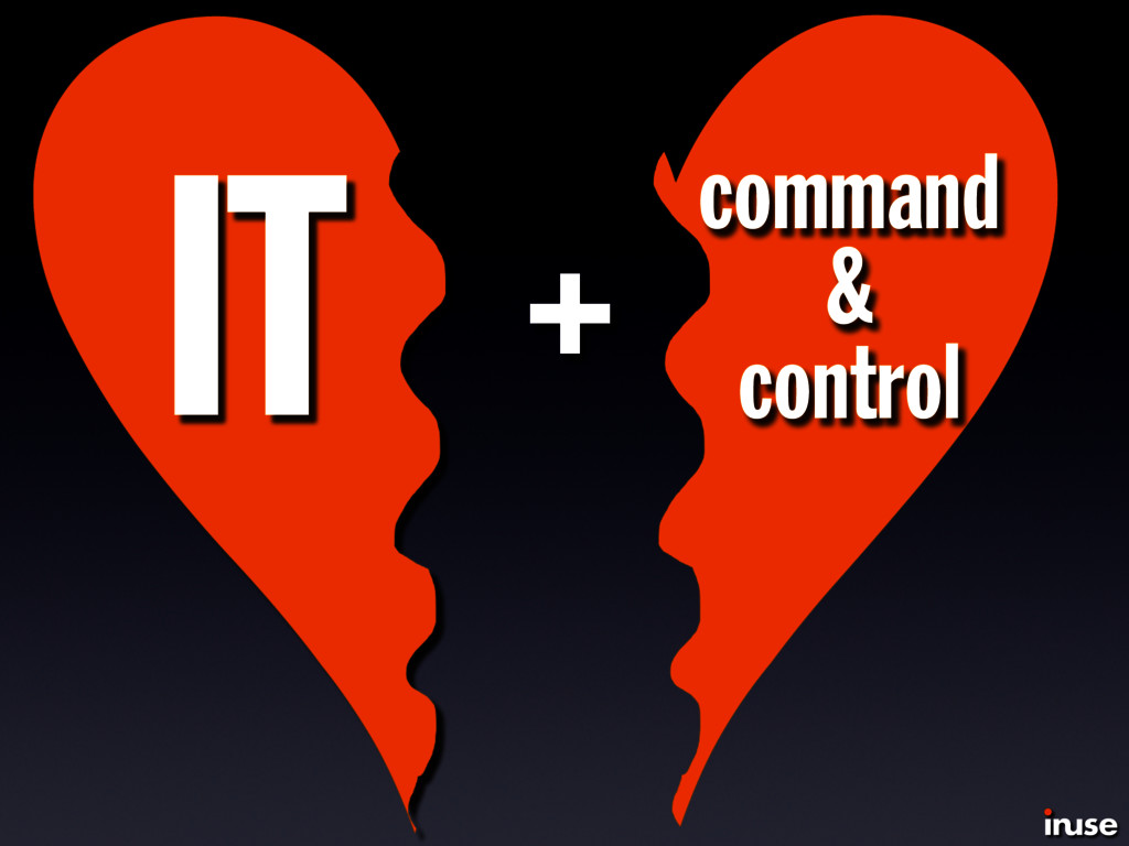 IT command & control +