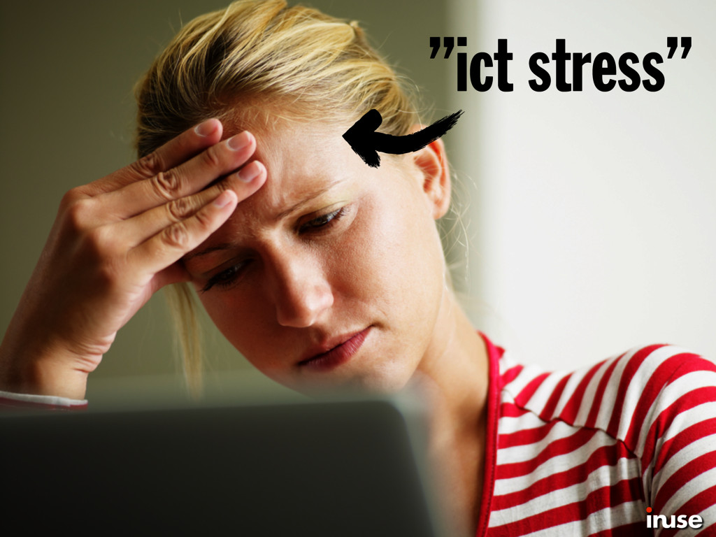 """""""ict stress"""""""
