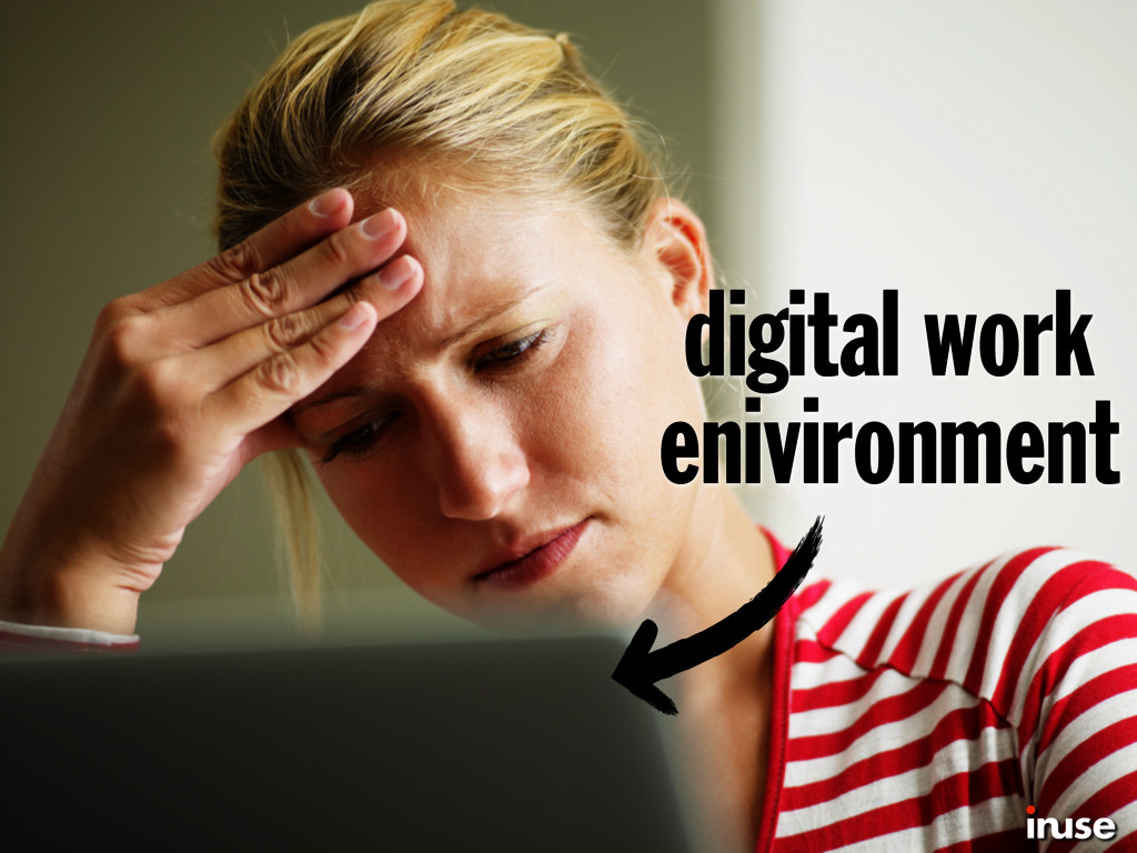 digital work enivironment
