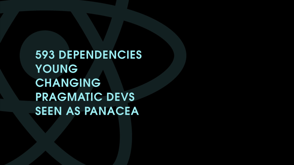 593 DEPENDENCIES  YOUNG  CHANGING  PRAGMATIC DE...