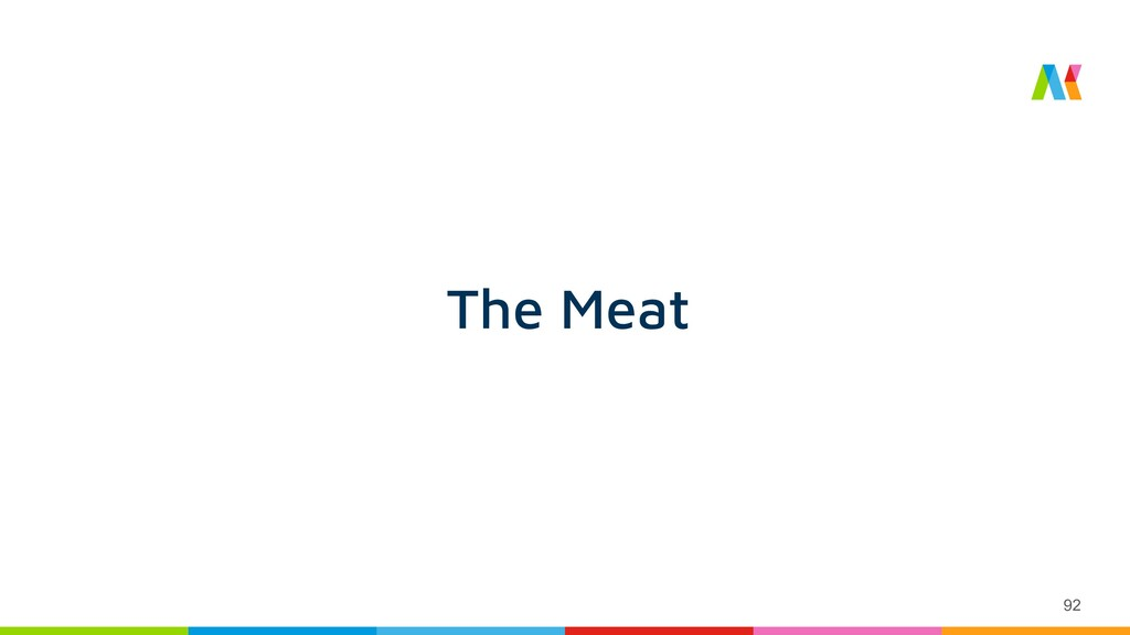 92 The Meat