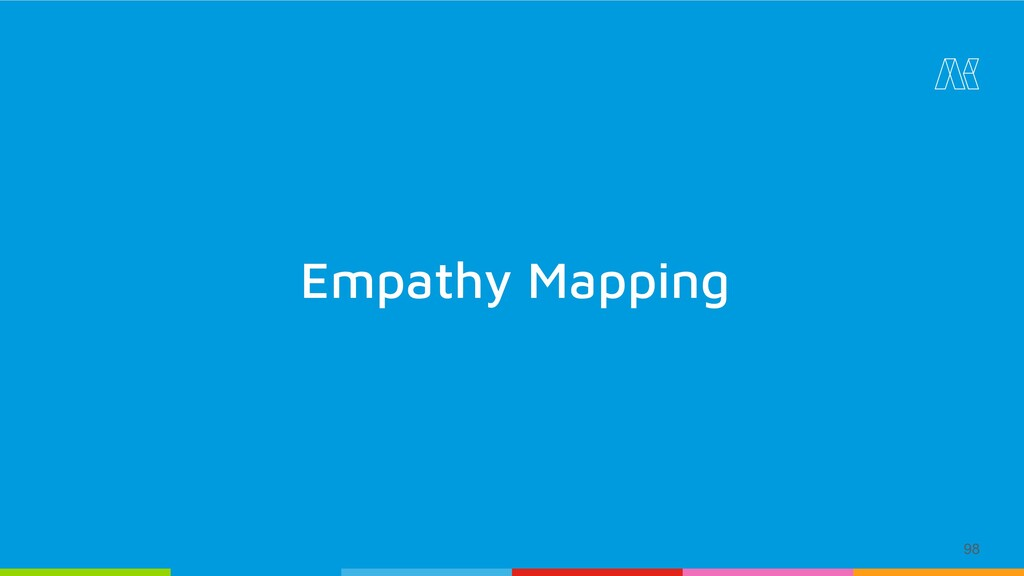 98 Empathy Mapping