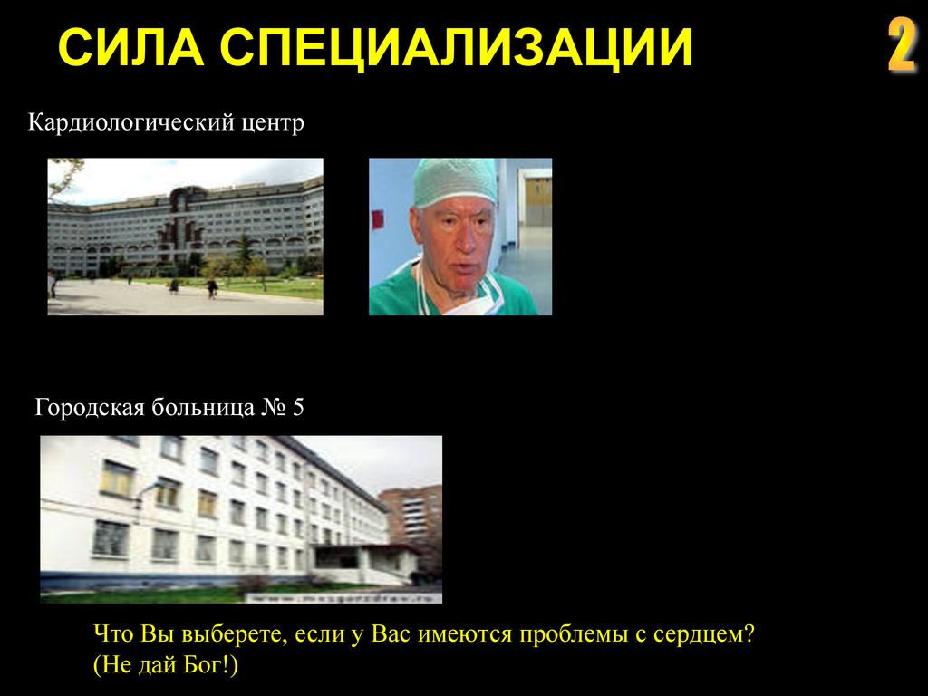 Кардиологический центр Городская больница № 5 Ч...