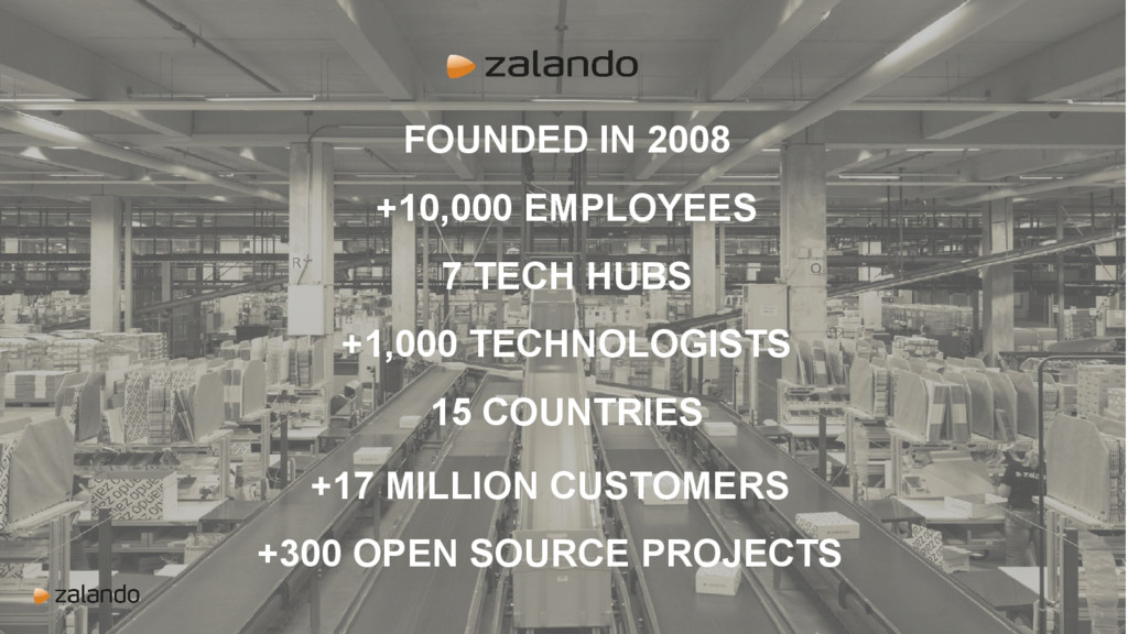 FOUNDED IN 2008 +10,000 EMPLOYEES 7 TECH HUBS +...