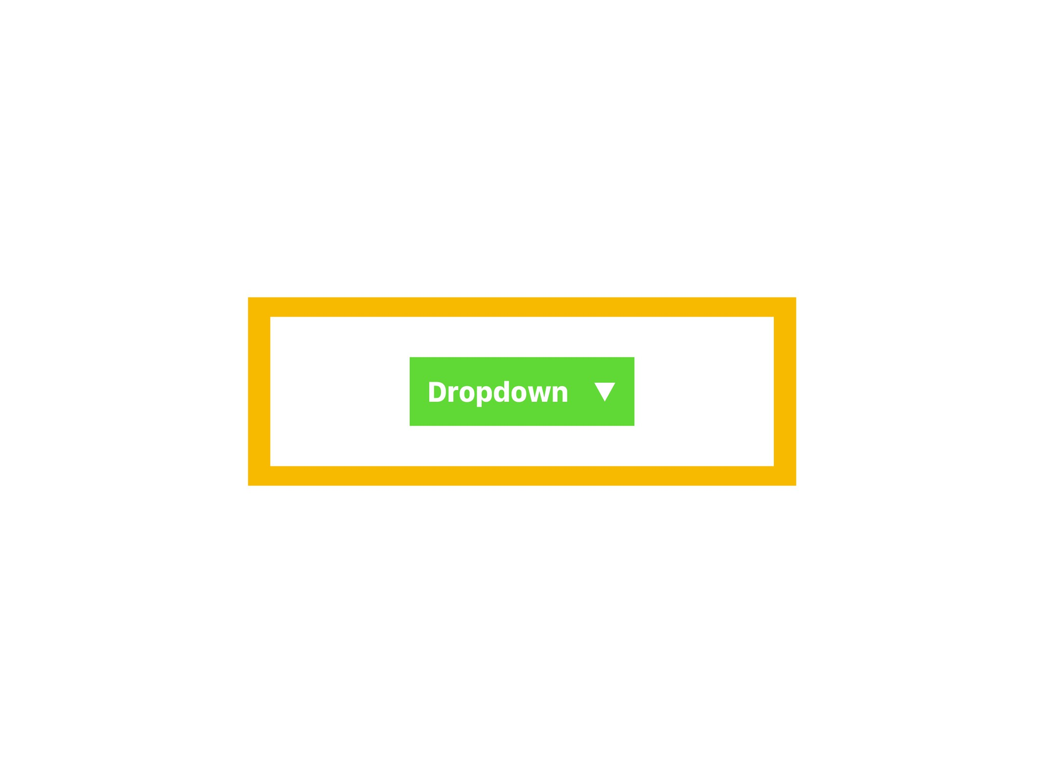 Dropdown ▼