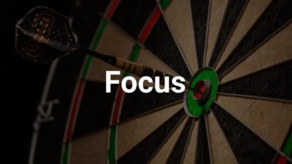 @operatino Focus