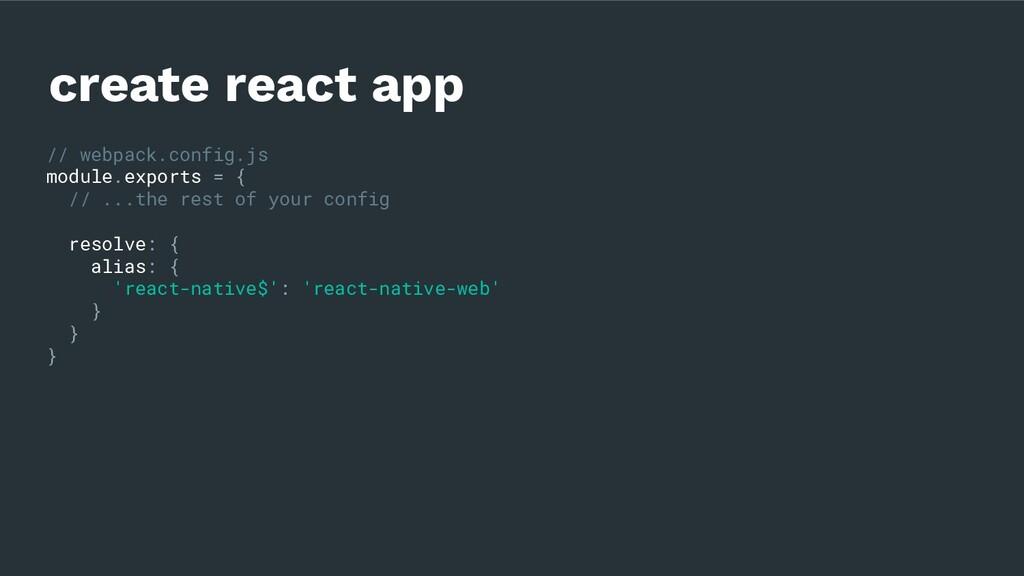 // webpack.config.js module.exports = { // ...t...