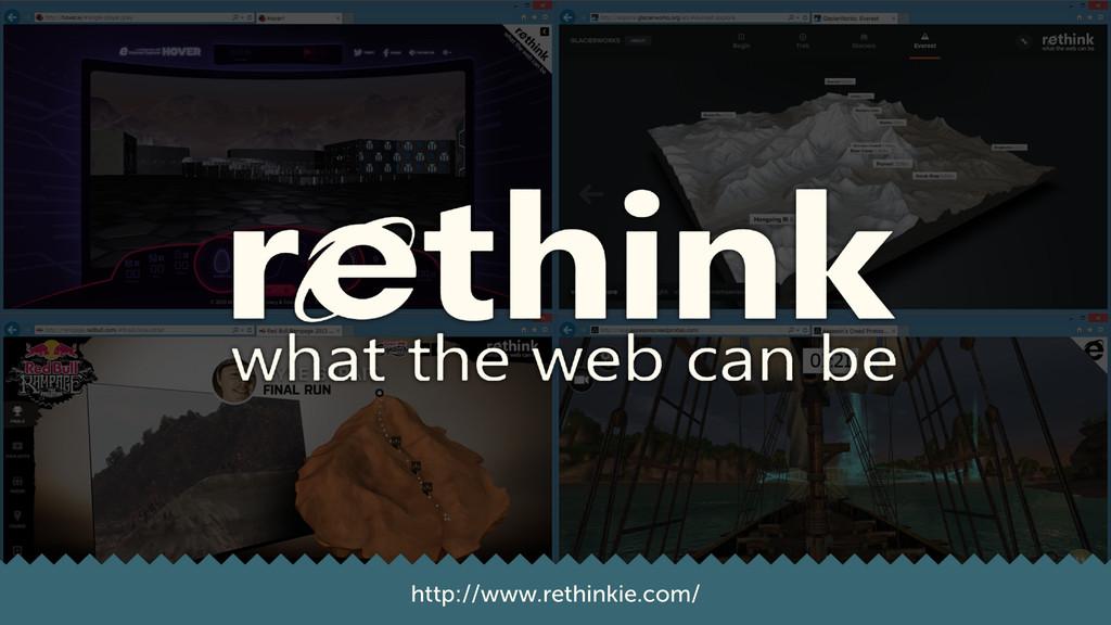 21 http://www.rethinkie.com/