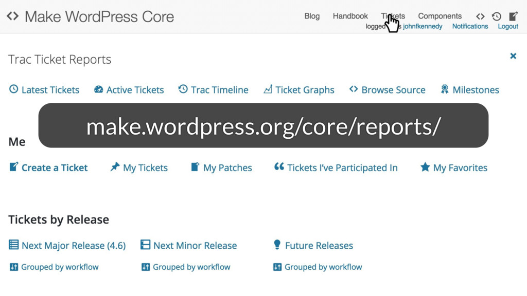 make.wordpress.org/core/reports/