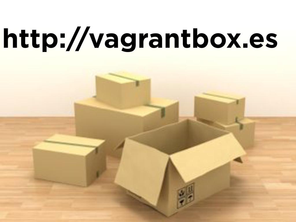 http://vagrantbox.es