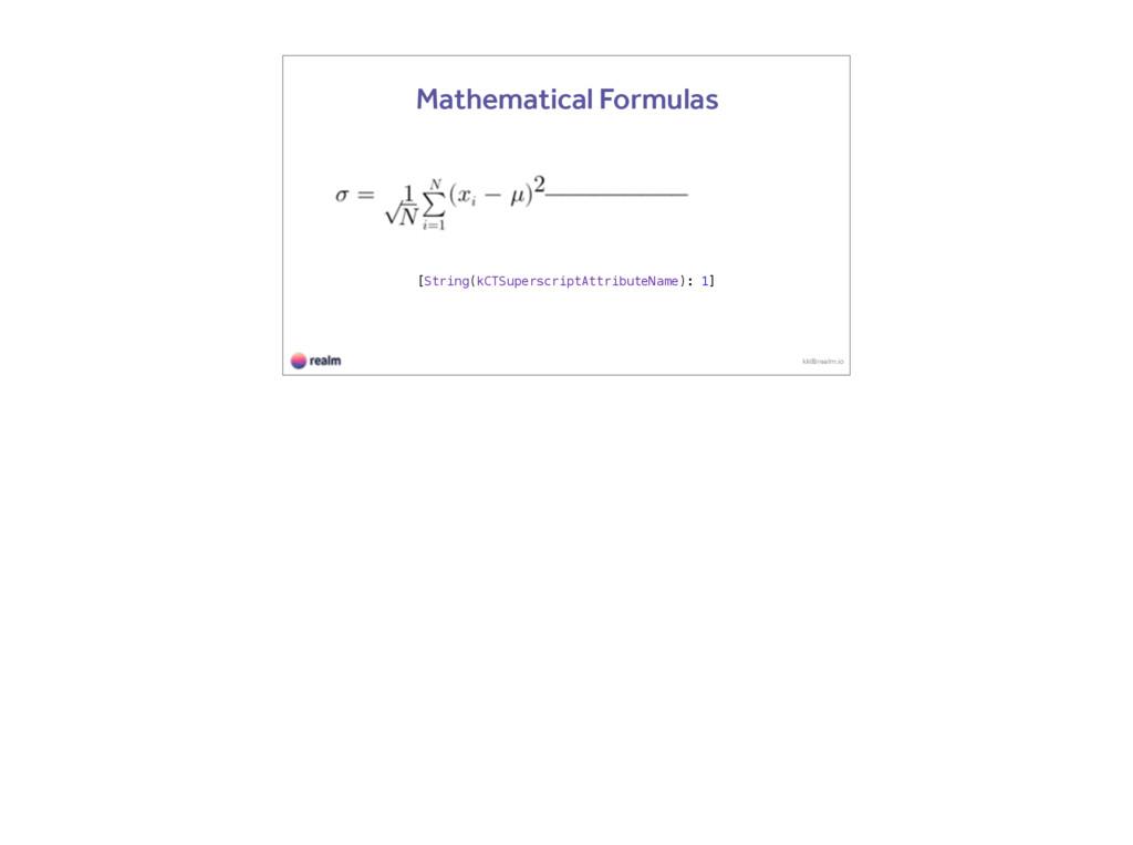 kk@realm.io Mathematical Formulas [String(kCTSu...