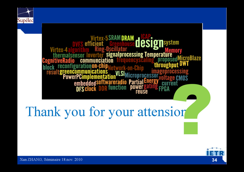 Thank you for your attension Green Workshop – 0...
