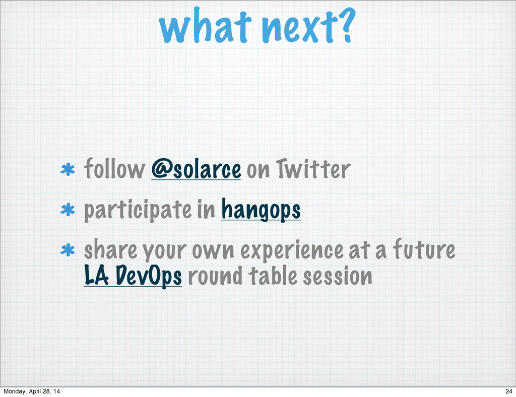 what next? follow @solarce on Twitter participa...