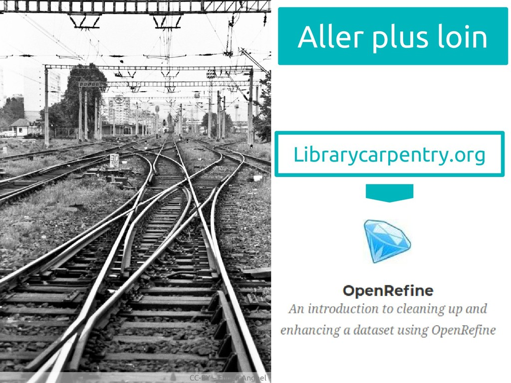 CC-BY – Eugen Anghel Aller plus loin Librarycar...