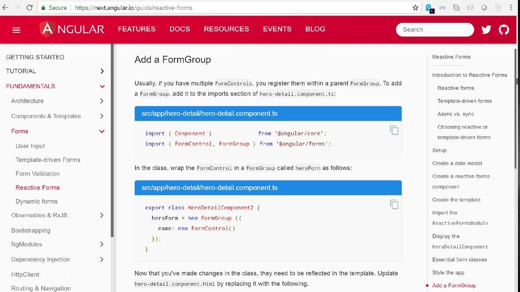 13.09.2018 Swiss Angular Meetup - Angular Eleme...