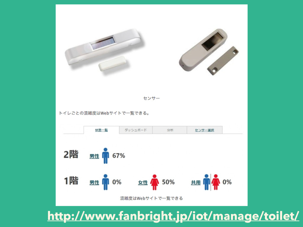 http://www.fanbright.jp/iot/manage/toilet/