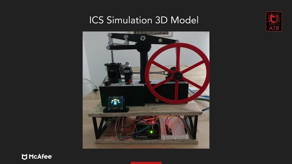 ICS Simulation 3D Model