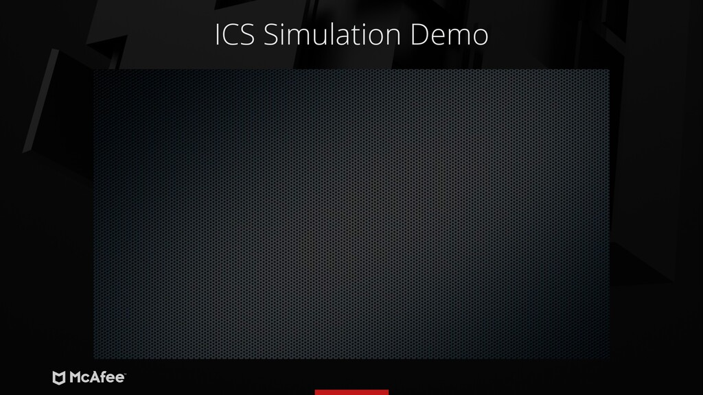 ICS Simulation Demo