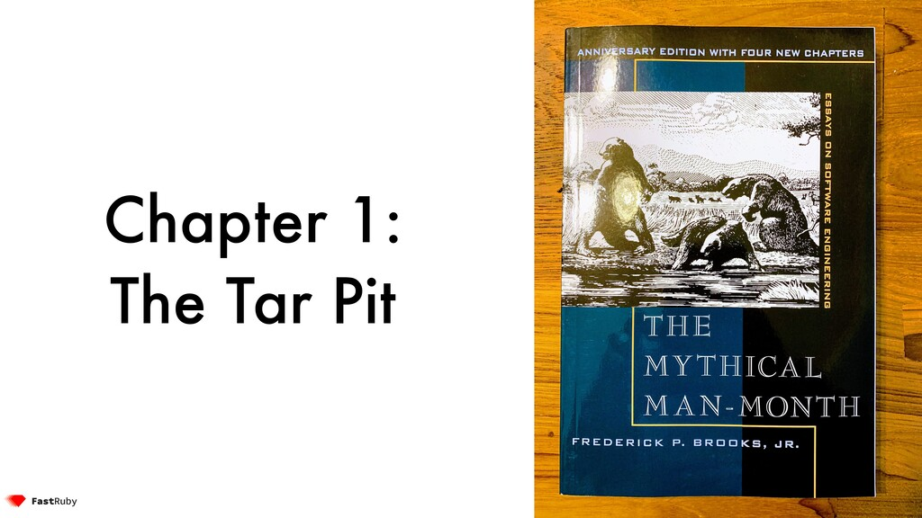 Chapter 1: The Tar Pit