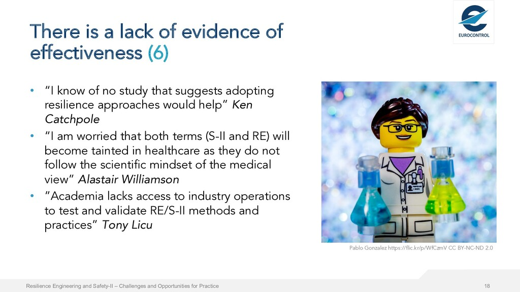 There is a lack of evidence of effectiveness (6...