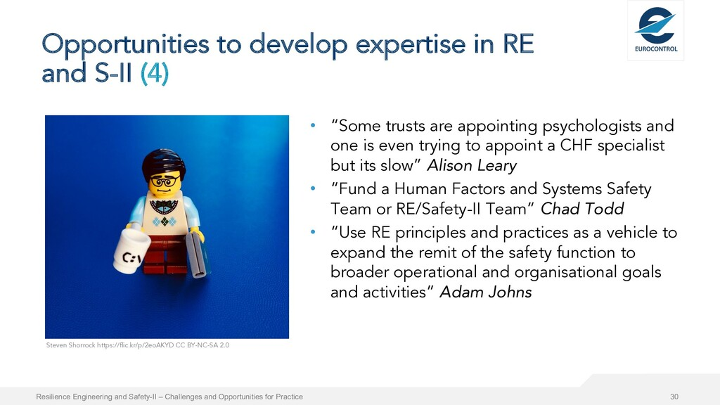 Opportunities to develop expertise in RE and S-...