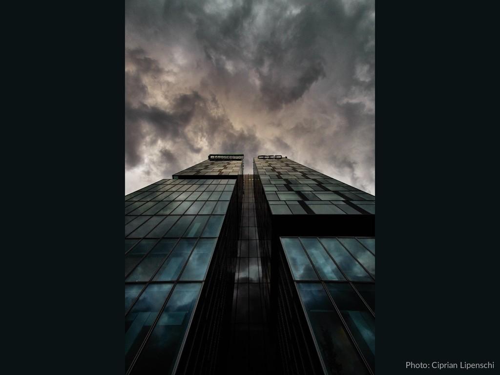 Photo: Ciprian Lipenschi