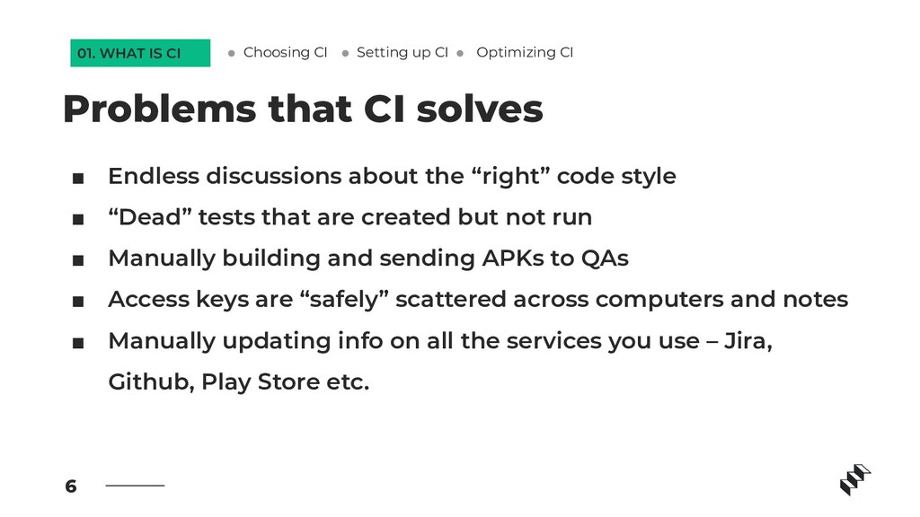 """■ Endless discussions about the """"right"""" code st..."""