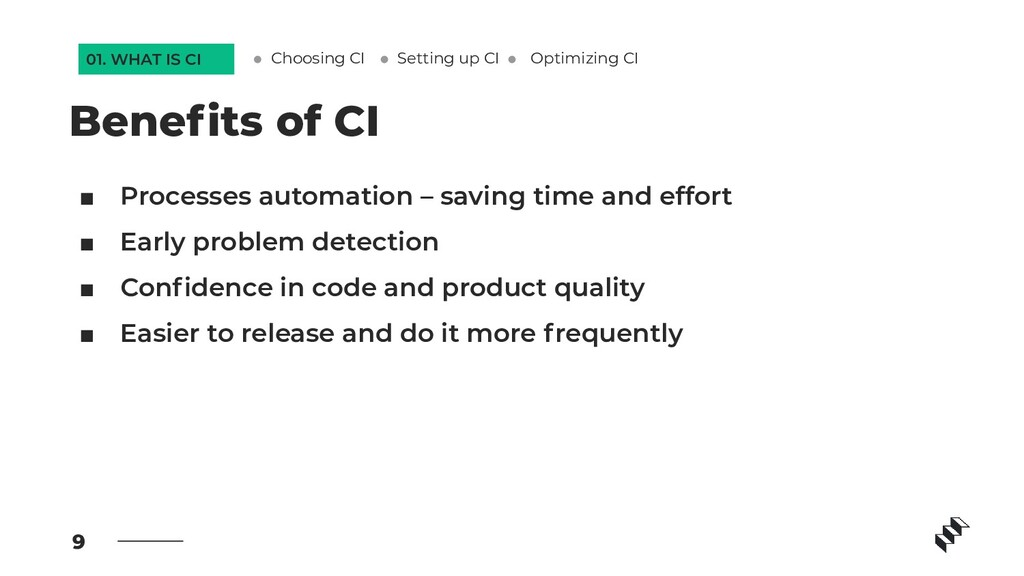 ■ Processes automation – saving time and effort...
