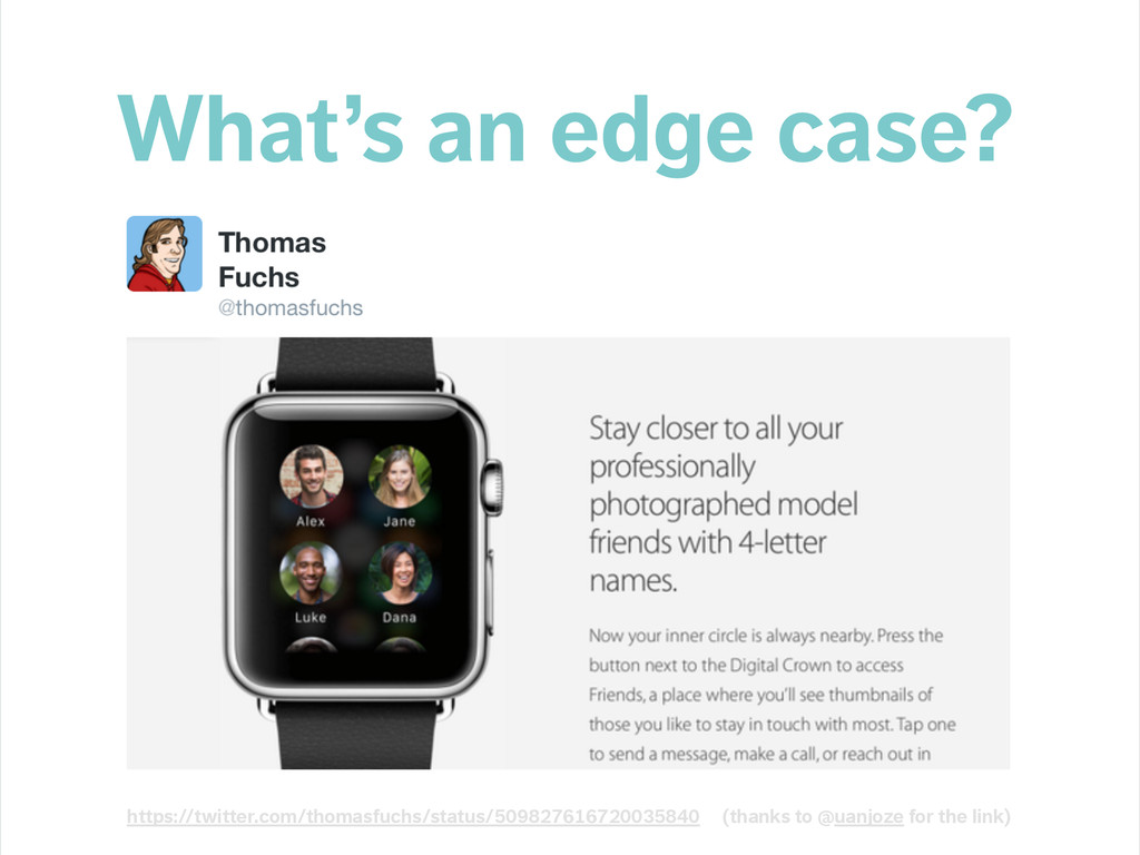 What's an edge case? https://twitter.com/thomas...