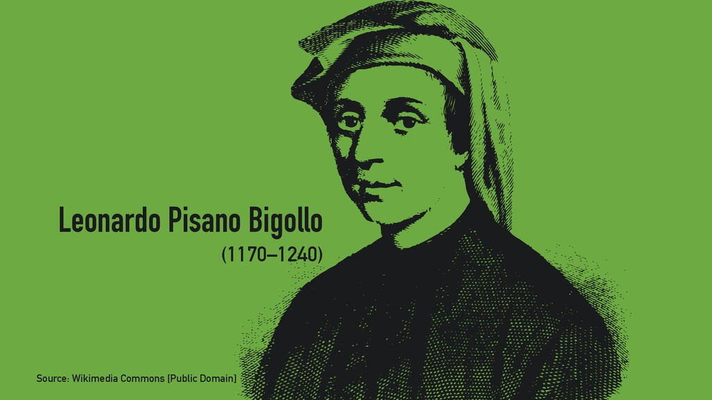 @clairegiordano Leonardo Pisano Bigollo (1170–1...