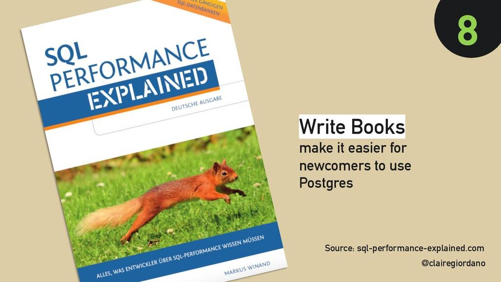 @clairegiordano Write Books make it easier for ...