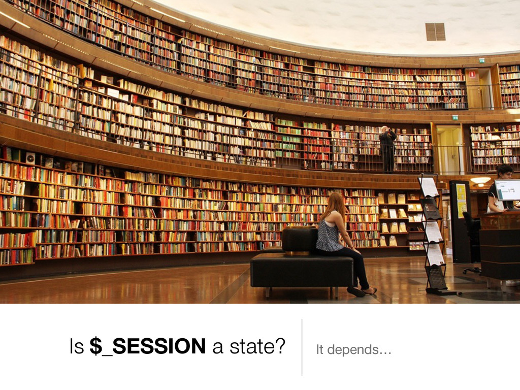 Is $_SESSION a state? It depends…