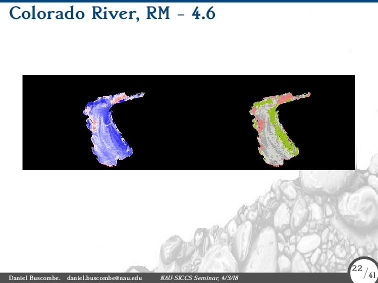 Colorado River, RM - 4.6 Daniel Buscombe. danie...
