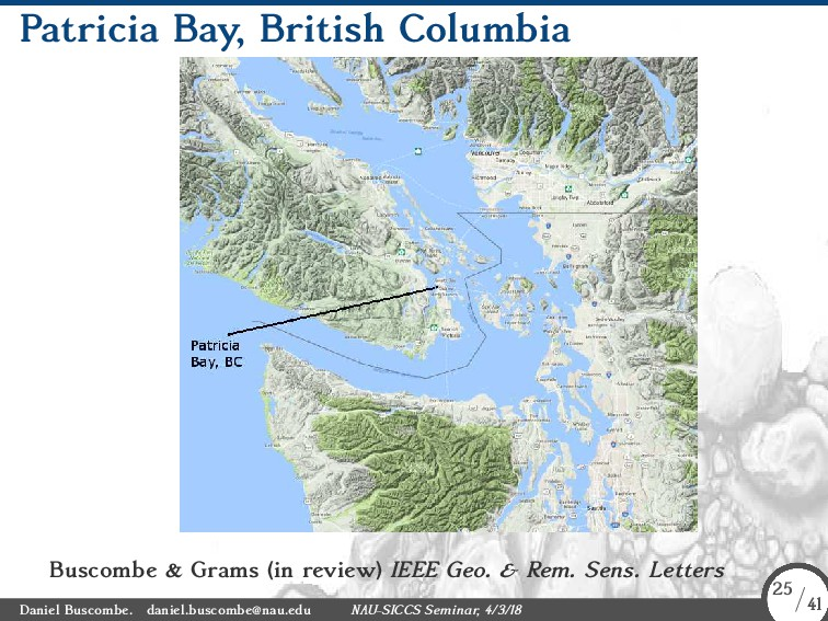 Patricia Bay, British Columbia Buscombe & Grams...