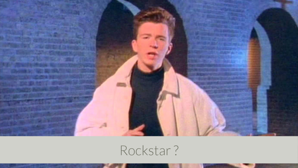 Rockstar ?