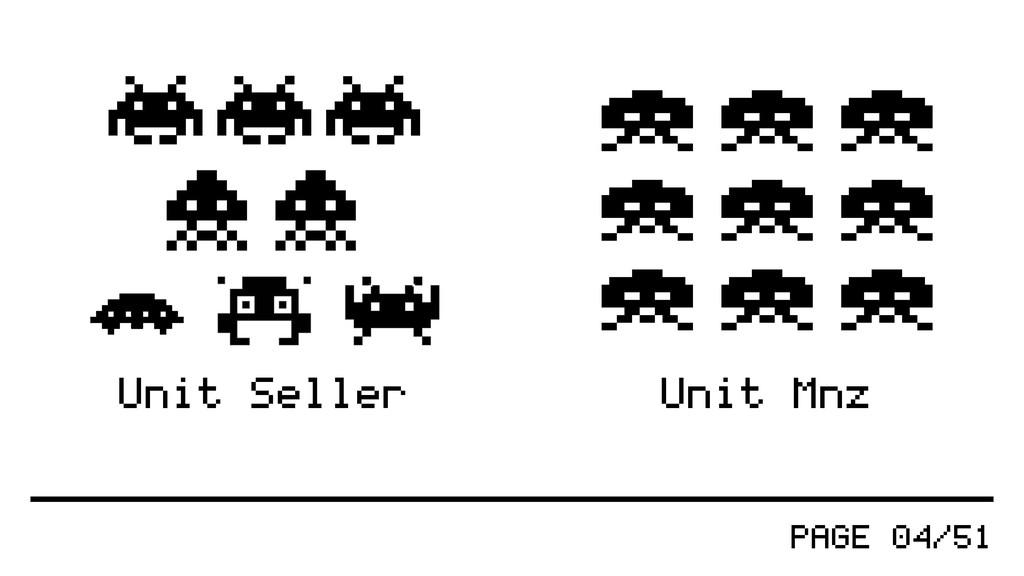 PAGE 04/51 Unit Seller Unit Mnz