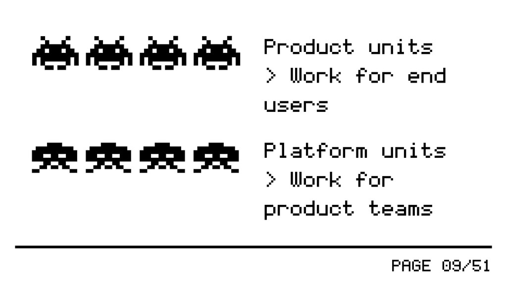 PAGE 09/51 Product units > Work for end users P...