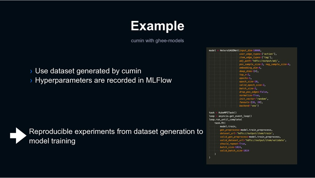 Example cumin with ghee-models › Use dataset ge...