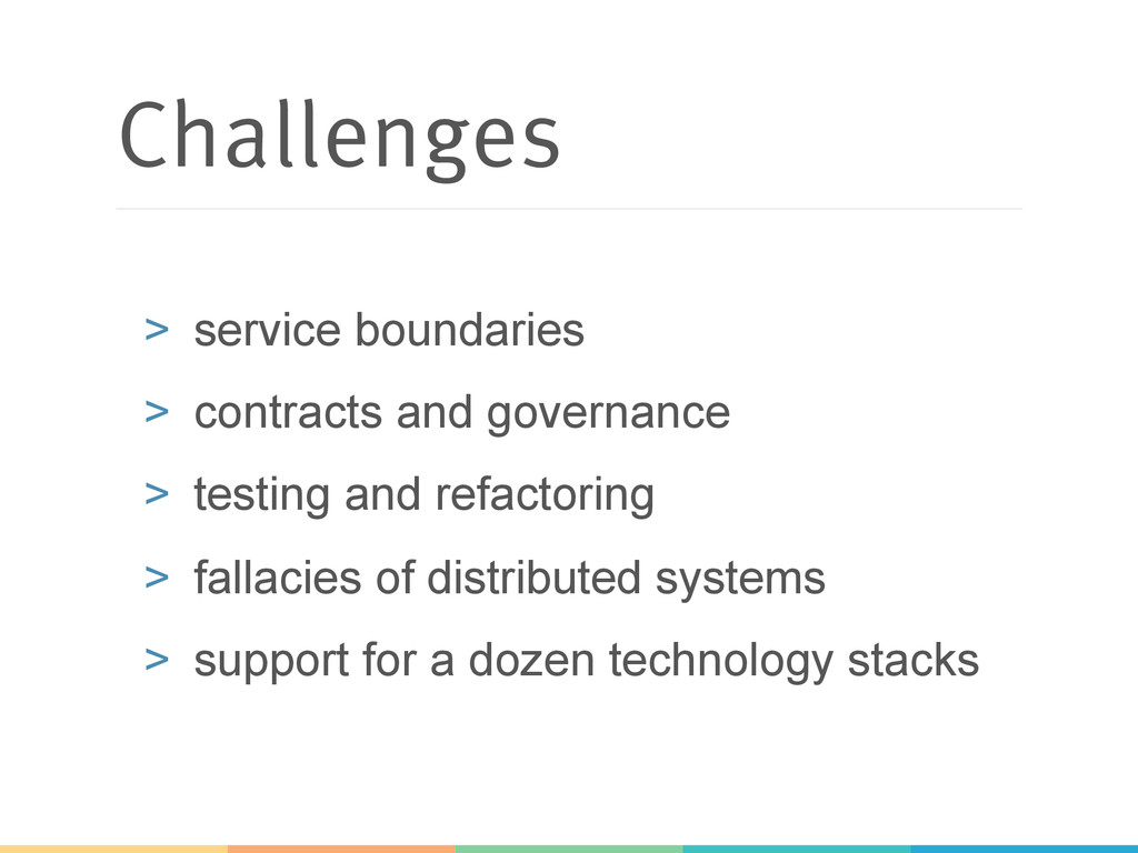 Challenges > service boundaries > contracts a...