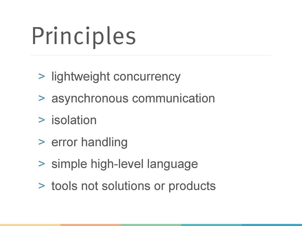 Principles > lightweight concurrency > asynch...