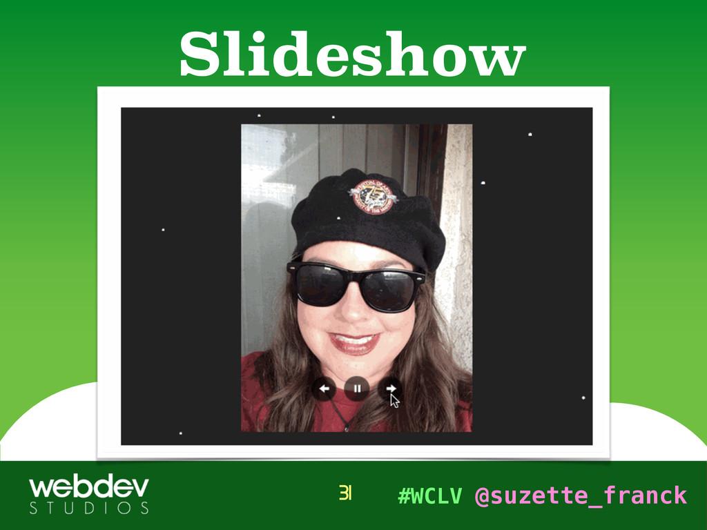 #WCLV @suzette_franck Slideshow 31