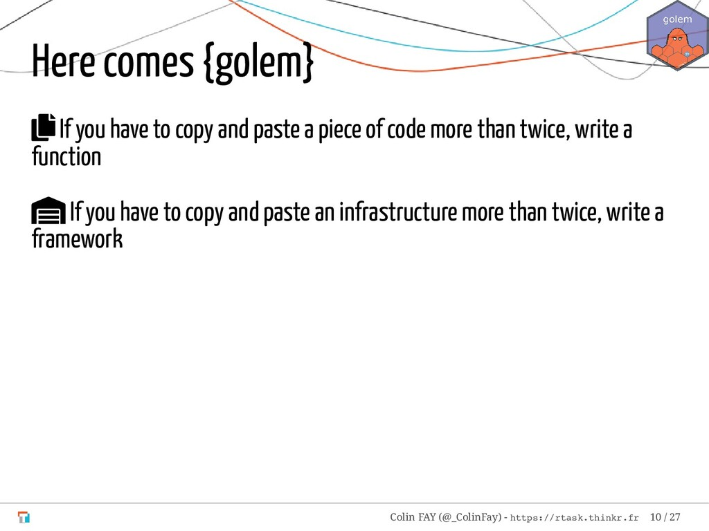 Here comes {golem}  If you have to copy and pa...