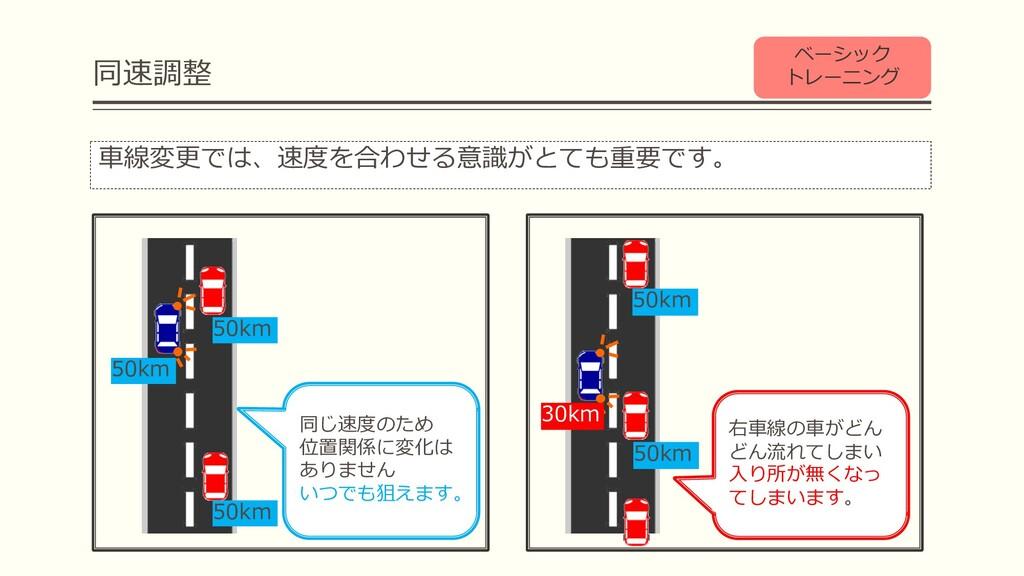 停車車両・障害対処 2車線道路を走行していると、高い確率で遭遇してしまうのが「停車車 両」です...